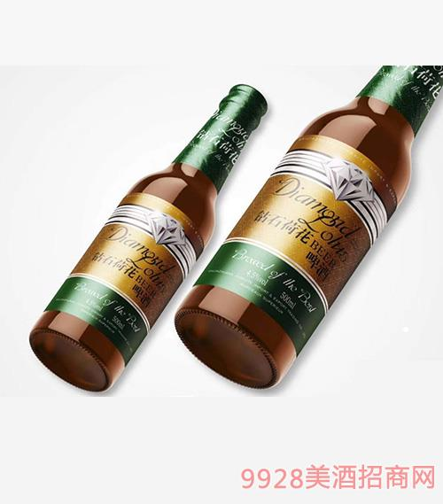 鉆石荷花啤酒500ml
