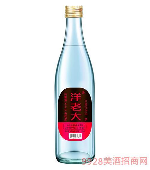 洋老大酒(经典3)42度475ml