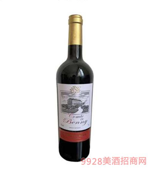 法�� 班尼伯爵干�t葡萄酒