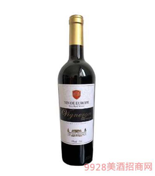 法�� 班尼�酒��干�t葡萄酒