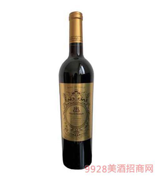 智利 斯坦伯格佳美干�t葡萄酒