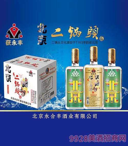 浓香型获永丰北京二锅头酒42度500ml