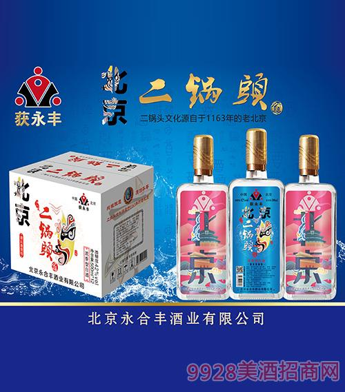 获永丰北京二锅头酒42度500ml