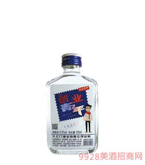 创业青年小酒41.8度100ml