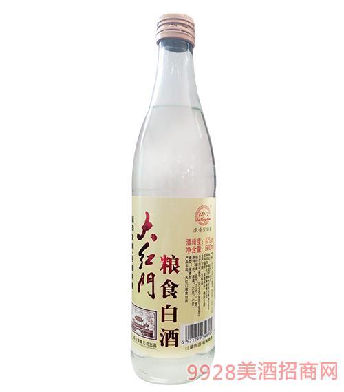 大红门粮食白酒42度500ml