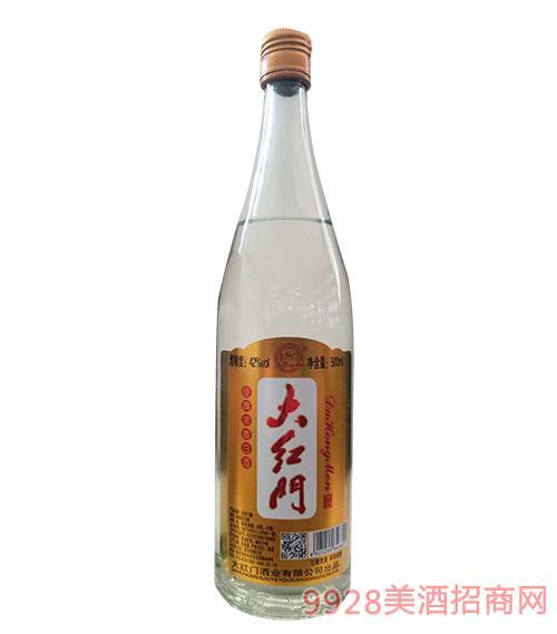 大红门酒经典浓香型42度500ml