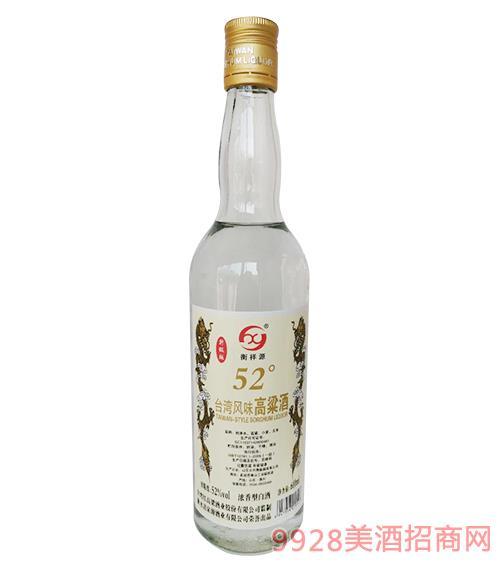 �_�筹L味高粱酒52度600ml白��