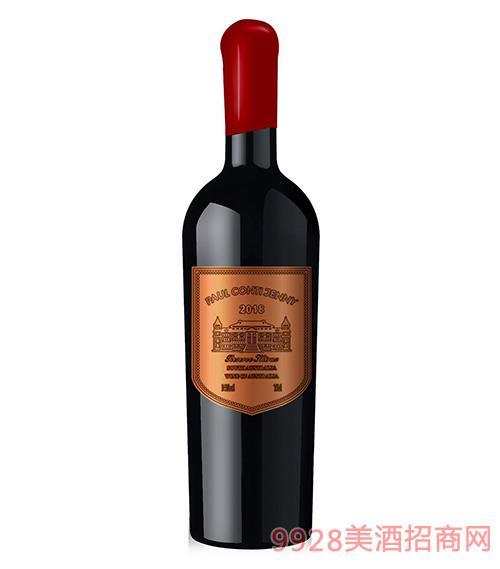 保罗康蒂杰尼葡萄酒14度750ml