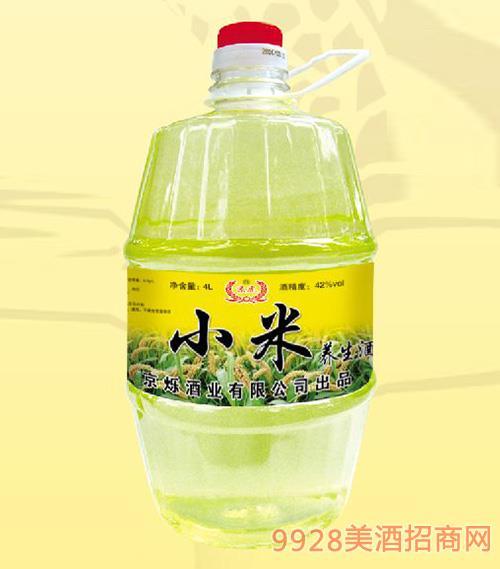 小米养生酒42度4L