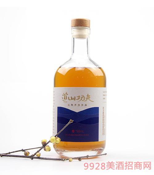 道山功夫养身黄酒788ml