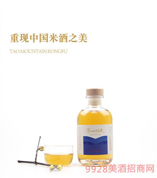 道山功夫养身黄酒228ml