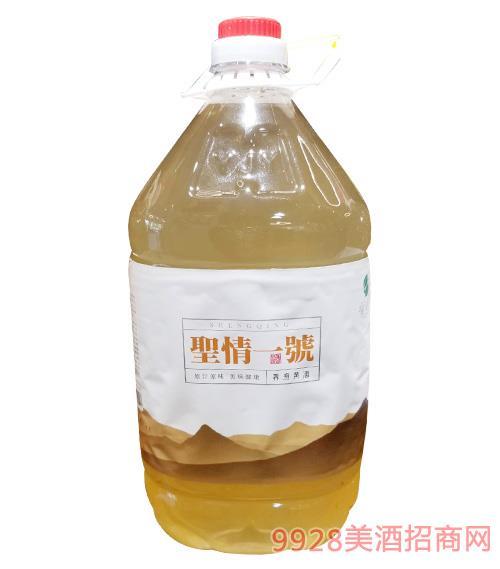 圣情一号黄酒5L