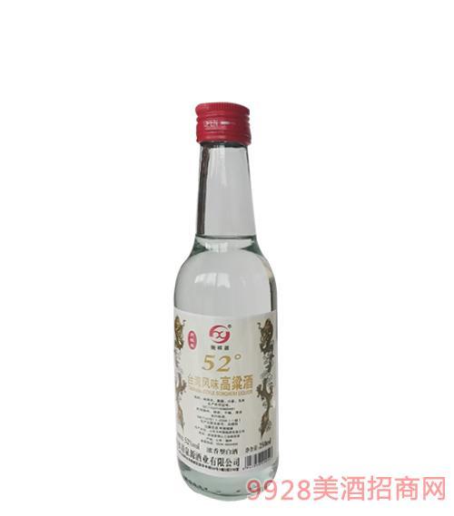 �_�筹L味高粱酒52度250ml白