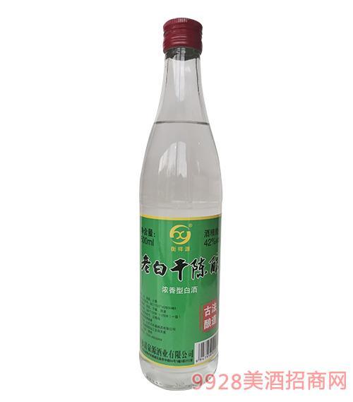 42度衡祥源老白干��酒500ml