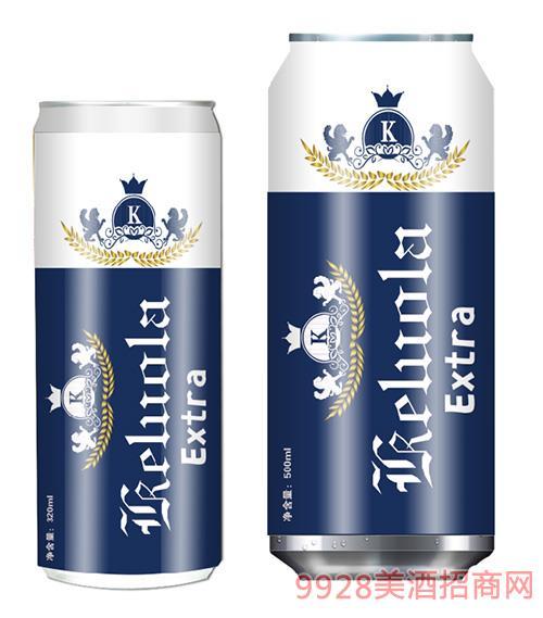 科罗拉原浆啤酒500ml 320ml组合装