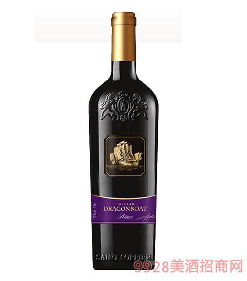 圣索菲����船酒�f干�t葡萄酒13度750ml