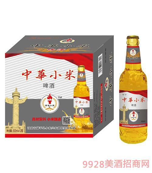 中华小米啤酒