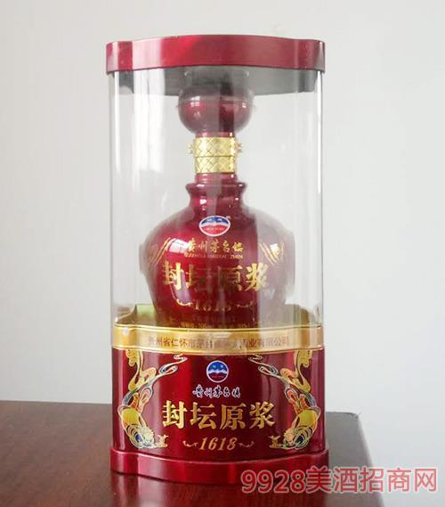 1618封坛原浆酒500ml