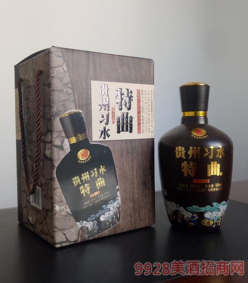贵州习水特曲酒52度500ml
