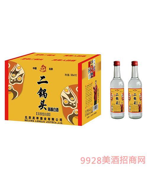 北京二��^��白酒500ml