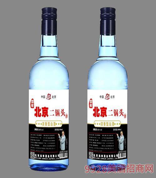 ���e百年二��^酒42度500ml