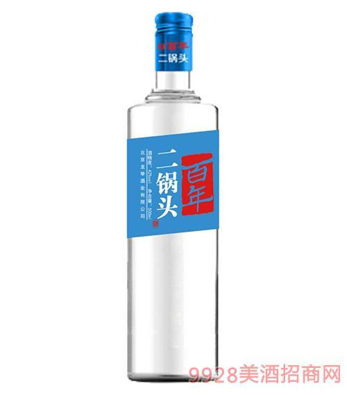 百年北京二��^酒42度500ml