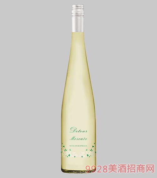 帝途莫斯卡托甜白葡萄酒750ml
