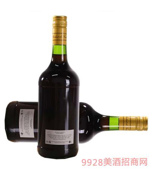 红酒定制酒