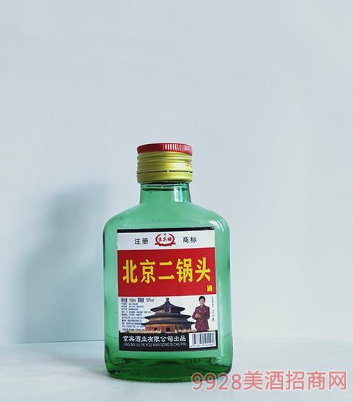 京宾楼北京二锅头酒56度100ml