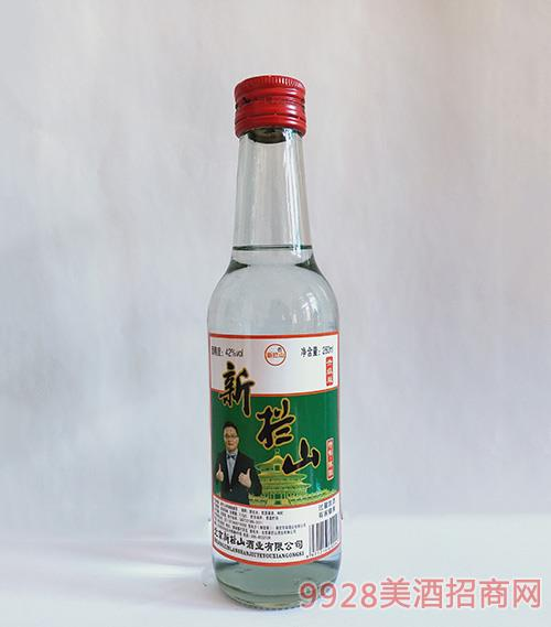 新�r山特制��酒42度260ml