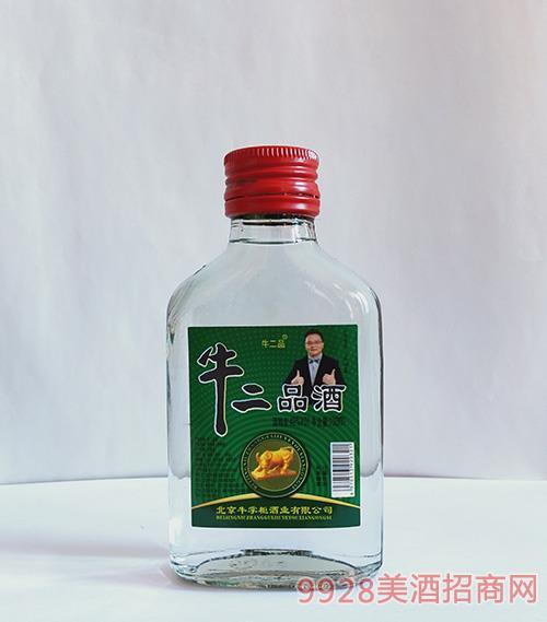 牛二品酒42度100ml
