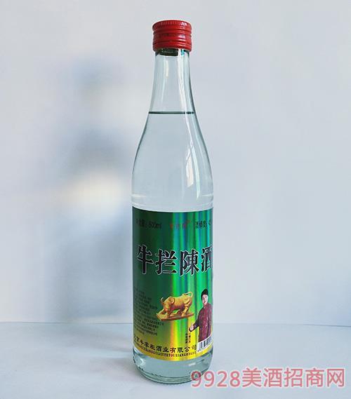 牛拦陈酒42度500ml