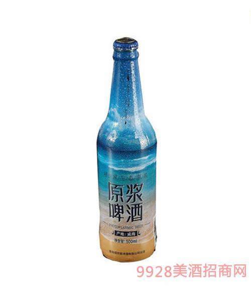 海派系列原浆啤酒