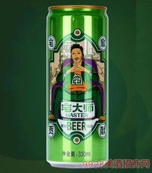 宅大师啤酒300mlx24