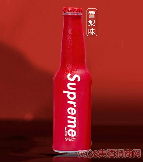 微醺�K打酒雪梨味3.5度207ml