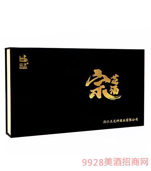 宗芝酒黑盒