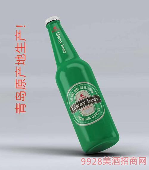 立威啤酒瓶�b