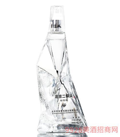 北京二��^酒・�@石版