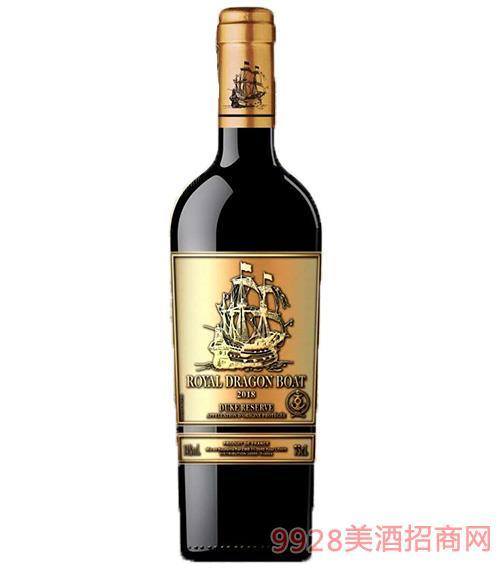 御皇��船公爵珍藏干�t葡萄酒