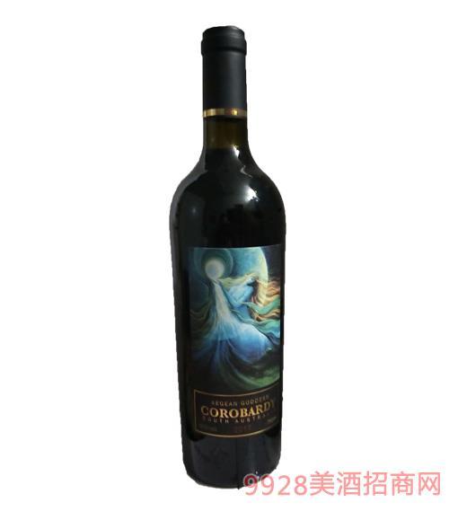 澳大利亞夢幻女神干紅葡萄酒