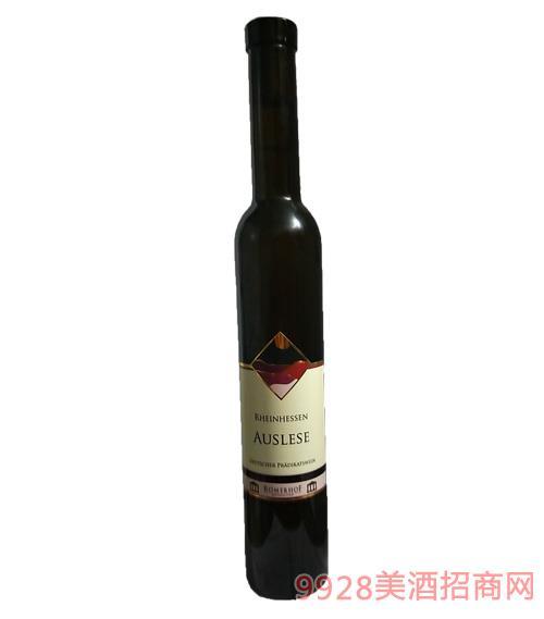 德国逐串白葡萄酒