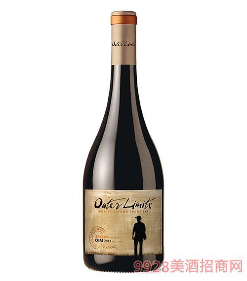 蒙特斯无极CGM干红葡萄酒14.5度750ml