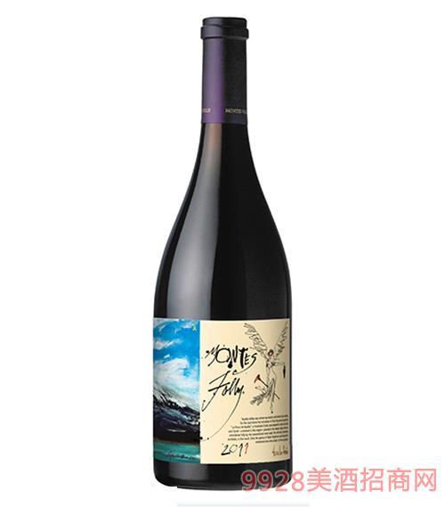 蒙特斯富乐干红葡萄酒15度