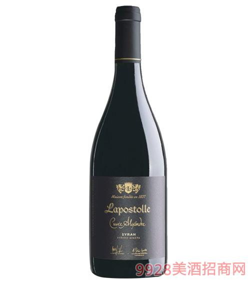 拉博丝特黑金·西拉干红葡萄酒750ml