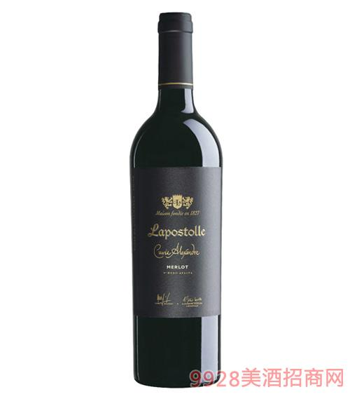 拉博丝特黑金・梅洛干红葡萄酒750ml
