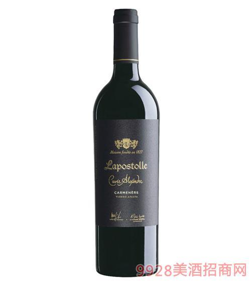 拉博丝特黑金・佳美娜干红葡萄酒750ml