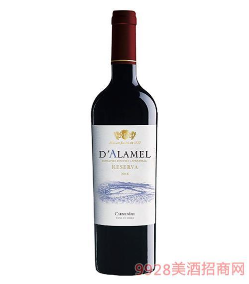 拉博丝特伯爵珍藏・佳美娜干红葡萄酒750ml
