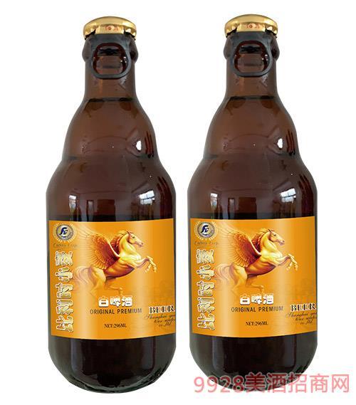 比利时小麦白啤酒296ml