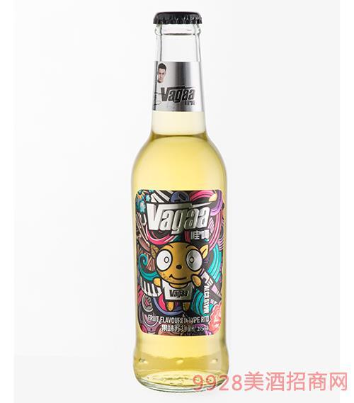 哇嘎苏打酒白金版275ml(鲜橙味)