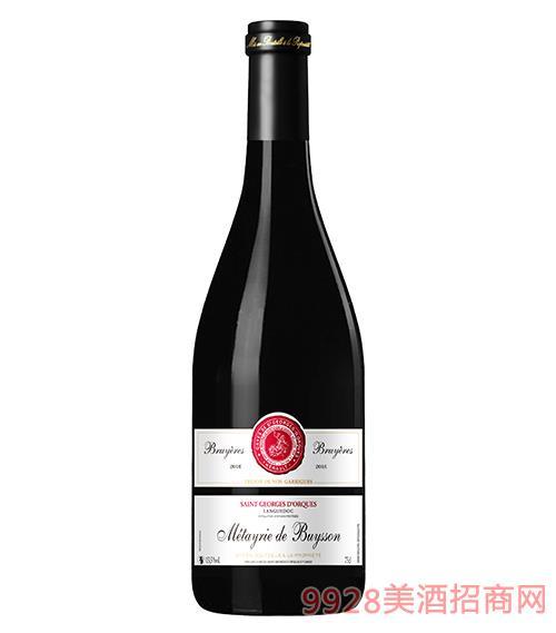 拜松干红葡萄酒750ml